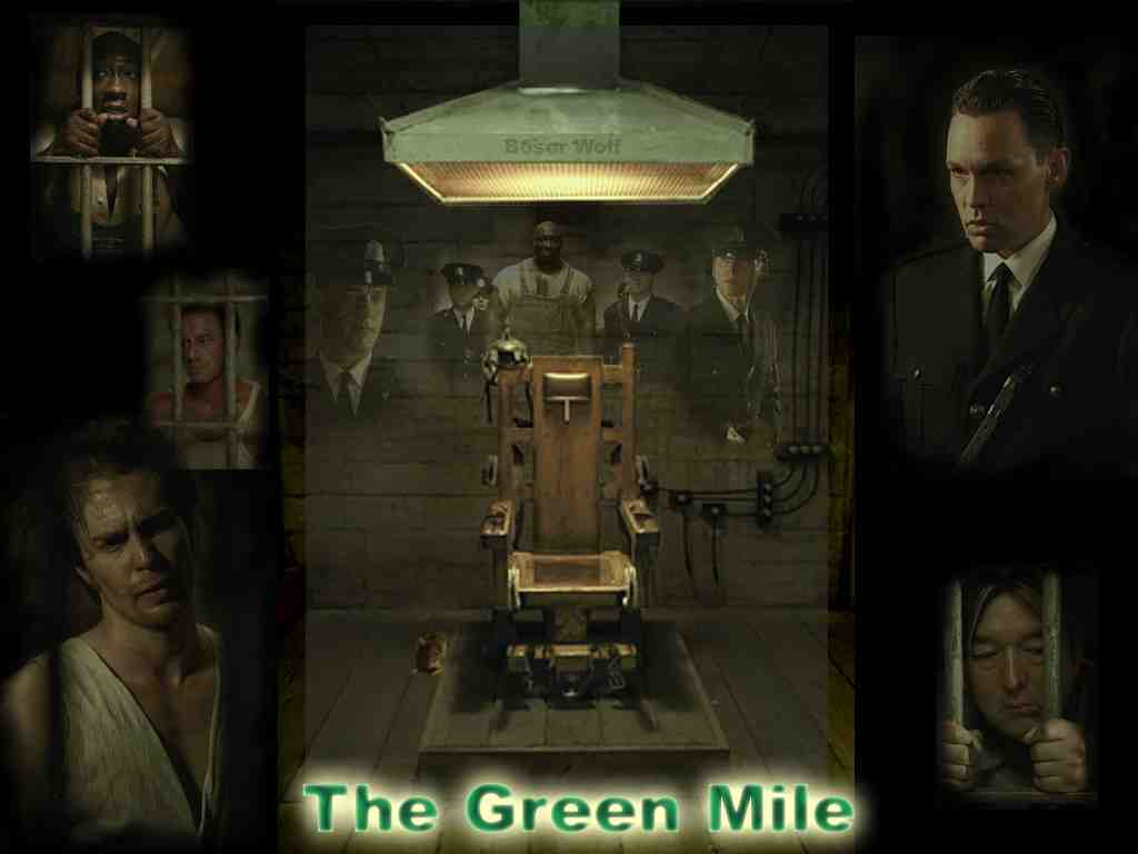 Edgecomb And Cofee Friends The Green Mile